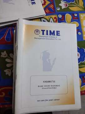 Mba all books from time institute