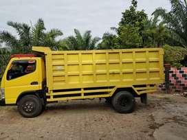 Dump Truck Canter HDV 2017
