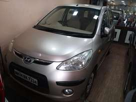 Hyundai I10 Asta 1.2 Automatic with Sunroof, 2008, Petrol