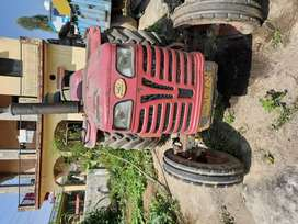 Tractor trally