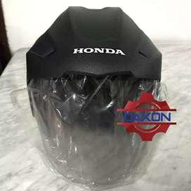 PROMO AKHIR TAHUN - Helm Yamaha STD/ honda trx3/Suzuki Satria ori&baru