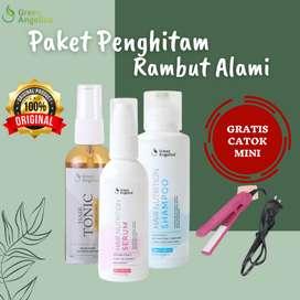 FREE CATOK - Paket Penghitam Rambut Beruban Terbaik Di Indonesia