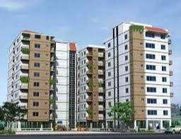 Flat 3 BHK, 3 Bath, 3 Balconies At Nr Rispana Bridge,  Ajabpur