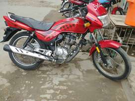 Honda delux 125 for sale in mint condition