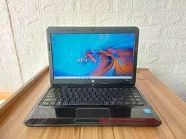 Laptop HP 1000 Intel Celeron 1000M Ram 4 GB Harddisk 500 GB