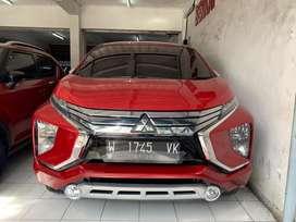 Mitsubishi Xpander Ultimate Matic 2018 Tgn 1 Masih Garansi BisaKredit