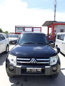 Pajero 2008 Exceed (4×4) bensin matic. Km 90rb