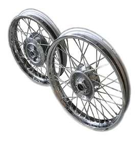 Bullet wheel new