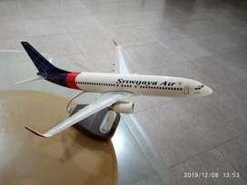 Miniatur Pesawat berbagai Airlines untuk koleksi.. Asli pemberian Airl