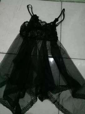 Lingerie black lace NEW