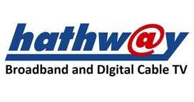 Sales Executive Bangalore - Hathway Cable & Datacom Ltd.