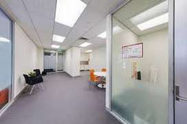 Blue area margala face office  space for rent