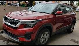 Kia Seltos GTX Plus AT D, 2021, Diesel