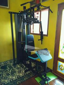 Toko alat fitnes(^_^)/home gym fit clas