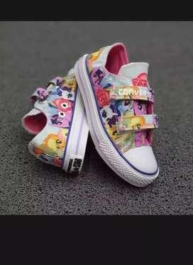 Sepatu anak Converse little pony
