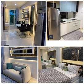 Sewa apartment borneo bay city