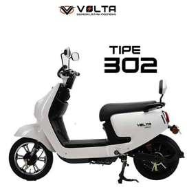 Sepeda Listrik Volta 302 Bisa Kredit Promo Gratis Admin Promo Wekend