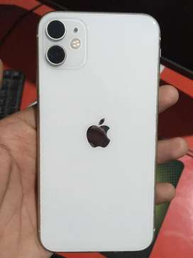 iPhone 11 white Pta approved