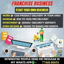 Don't waste time in today start your own business Need Distributorship