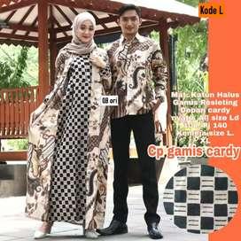 Couple batik terbaru
