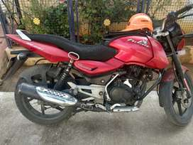 Fully serviced in condition Pulsar 150