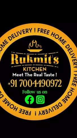 Rukmit's kitchen lachha roll chahye