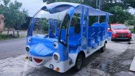 kereta mini wisata odong odong mobil karakter UK