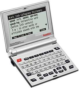 Franklin Speaking Dictionary SCD-2100