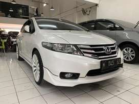 Honda City 1.5 E Matic 2013 Low KM Istimewa