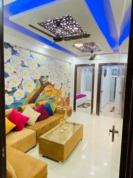Semi-furnished Duplex 3 BHK only at 37 lacks with PM housing scheme