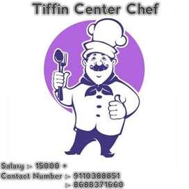Tiffin center chef
