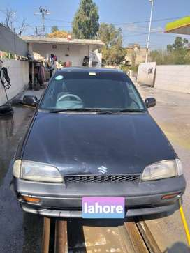 margalla model 96 lahore number family used car in good condition