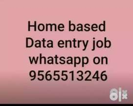 Comfortable work get fixed salary every week in home based offline
