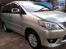 Grand Innova G 2011 Manual Bensin Silver Mtl(H) Original GoodCondition