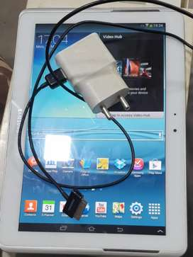 I want to sell my samsung tab 2  in new condition  box charger