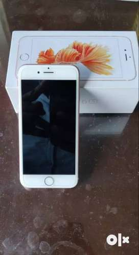 Iphone 6S GOLD 64 GB -- 100% Condition