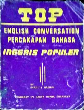 Buku inggris populer