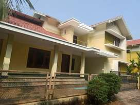 Vellimadu kunnu 4bhk villa for rent
