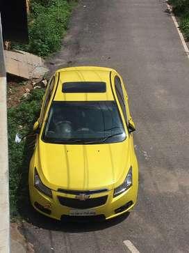 Chevrolet Cruze 2011  Good Condition