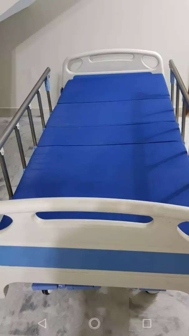 Patient Hospital Bed- Heavy Capacity Imported for Sale & rent 0