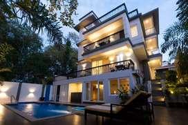 Fully furnished villa for sale at Anjuna Goa