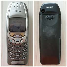 Nokia 6210 aka 6210i dgn Bluetooth all normal no minus langka