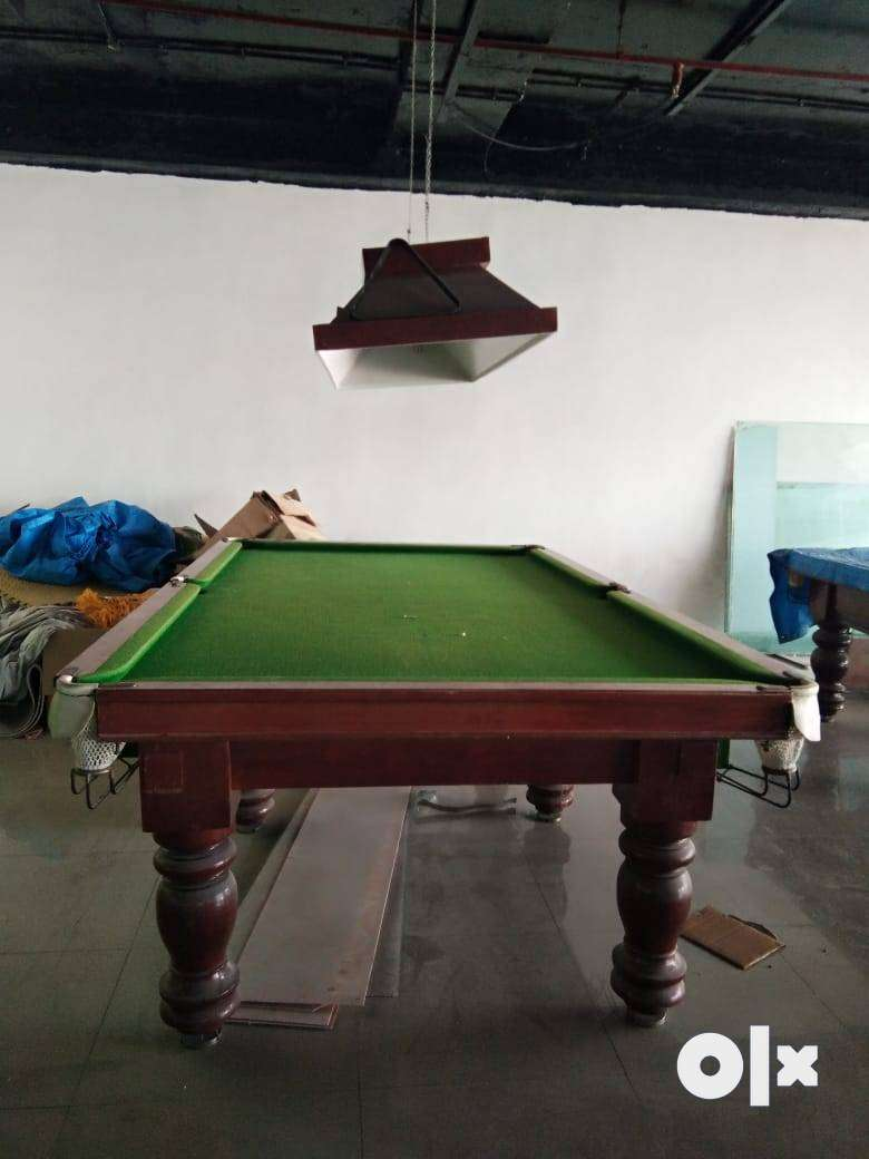 Snooker tables new and old All Types of tables 0