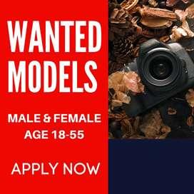 Wanted models freshers in Kochi