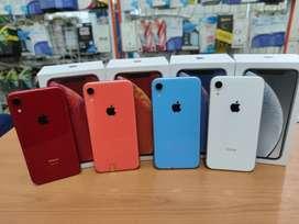 iPhone Xr 64GB Fullset Mulus