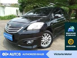 [OLXAutos] Toyota Vios 2012 1.5 G TRD AT Automatic Bensin Hitam
