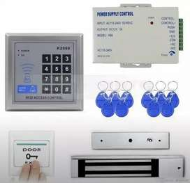 Eelctric Door locks Security system with complete access control homes