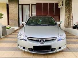 Dijual Honda Civic FD1 Matic Tahun 2007