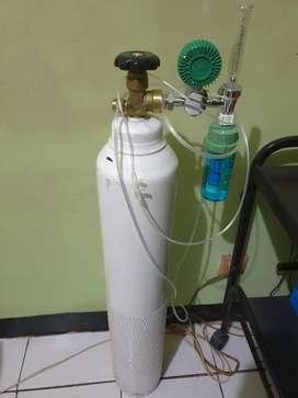 Tabung Oksigen 1,5 m3