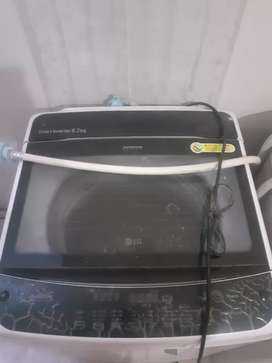 LG top load fully automatic machine